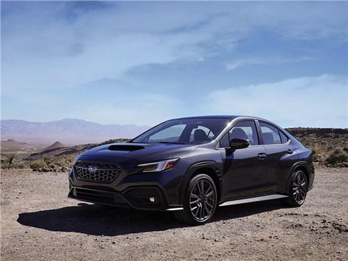 Новость про Subaru WRX - Subaru WRX (2022)