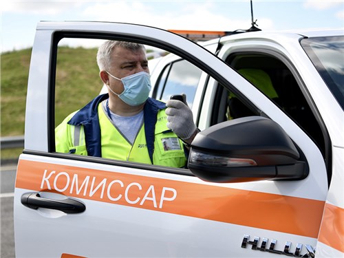 Операторы платных трасс сократят штат аварийных комиссаров