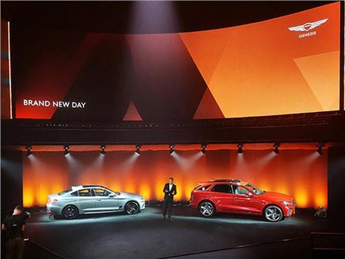 Новость про Genesis G70 - Почему новые Genesis G70 и GV70 похожи на BMW и Bentley одновременно?