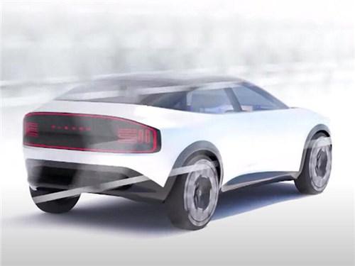 Nissan Leaf превратится в кроссовер