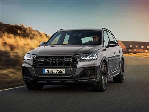 Audi готовится выпустить новый флагманский кроссовер