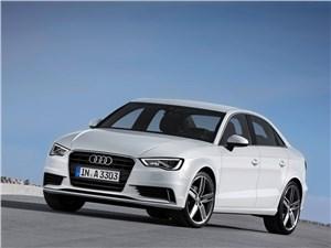 В России начался прием заявок от желающих приобрести седан Audi A3