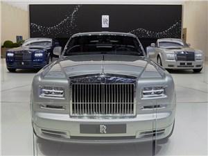 Новый Rolls-Royce Phantom выйдет в 2016 году
