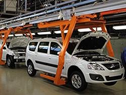 «АвтоВАЗ» наращивает объемы выпуска LADA Largus