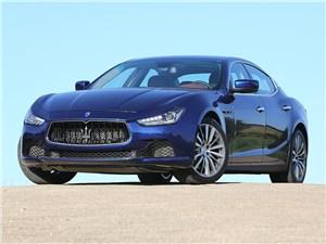 Стали известны рублевые цены на Maserati Ghibli
