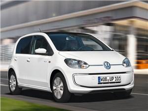 Новость про Volkswagen - Volkswagen e-up! 2014