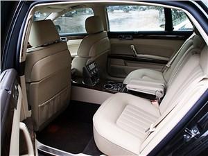 Volkswagen Phaeton 2011 задние кресла