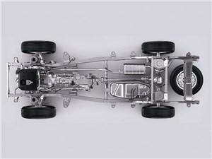Рамы для автомобилей Mitsubishi Pajero Sport будут выпускаться на заводе ГАЗ