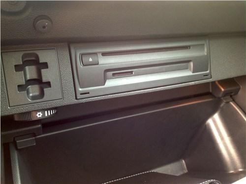Volkswagen Tiguan 2017 перчаточный ящик