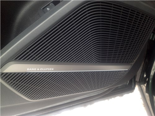 Audi SQ5 3.0 TFSI 2018 динамики
