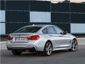Предпросмотр bmw 4 series gran coupe 2014 вид сзади фото 3