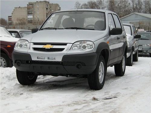 В Chevrolet Niva нашли дефектные топливные баки