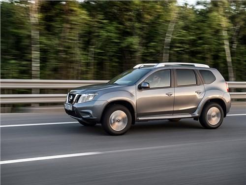 На российские Nissan Terrano установили неправильные рули