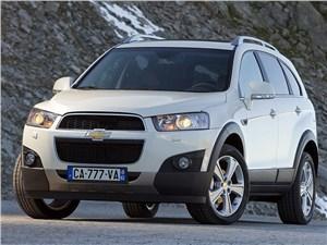 Новость про Chevrolet Captiva - Chevrolet Captiva