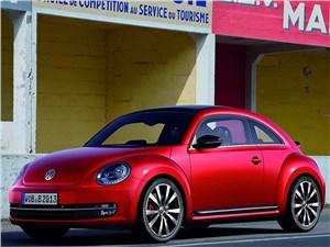 Новое поколение легендарного «жука» от Volkswagen продается по цене от 719 тысяч рублей