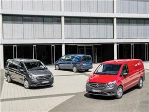 Предпросмотр mercedes-benz vito 2015 три модификации фото 2