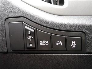 Kia Sportage 2014 кнопки