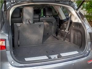 Infiniti QX60 Hybrid 2015 багажное отделение