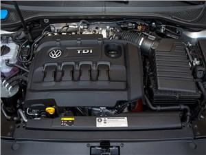 Volkswagen Passat 2015 двигатель