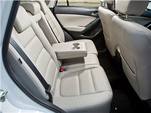 Mazda CX-5 задний диван
