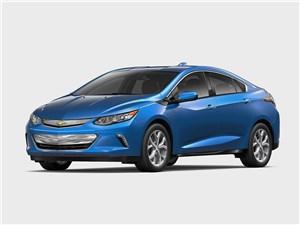 Chevrolet Volt 2016 Озеленение