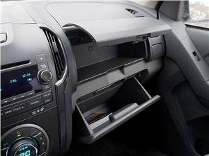 Chevrolet Trailblazer 2012 перчаточные ящики