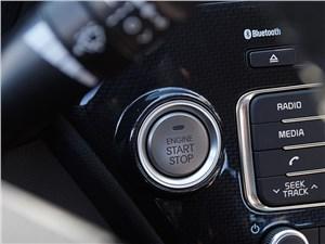 """Kia Rio 2015 кнопка """"старт-стоп"""""""