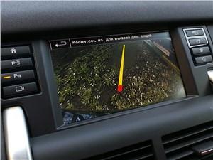Предпросмотр land rover discovery sport 2015 монитор