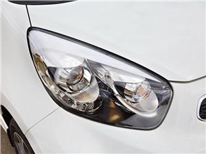 Kia Picanto 2015 передняя фара