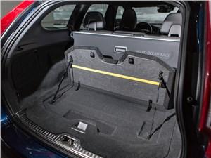 Volvo XC60 2014 багажное отделение