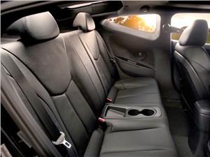Hyundai Veloster 2016 задний диван