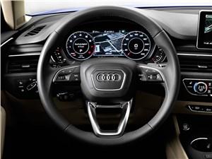 Audi A4 2016 руль