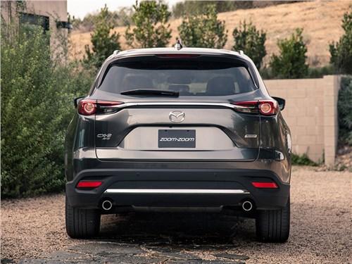 Mazda CX-9 2016 вид сзади