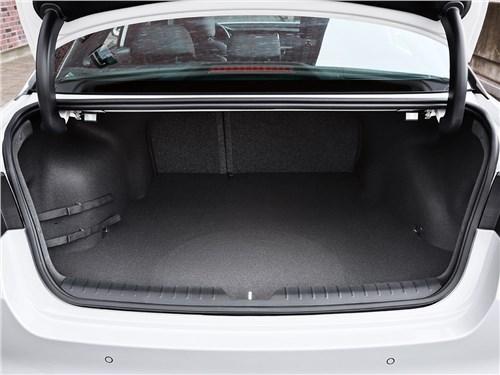 Kia Optima 2016 багажное отделение