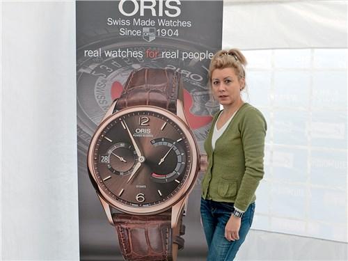 Официальным хронометристом теста вновь выступила швейцарская часовая компания ORIS