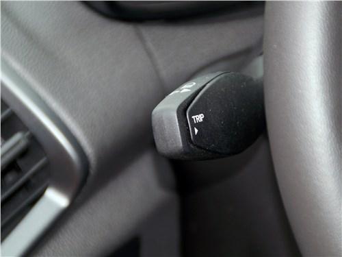 Ford EcoSport 2013 подрулевой переключатель