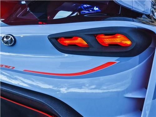 Предпросмотр hyundai rn30 concept 2016 задняя фара