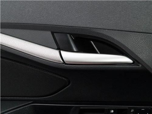 Lada Vesta 2015 внутренняя ручка двери