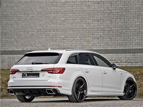 B&B | Audi A4 вид сзади
