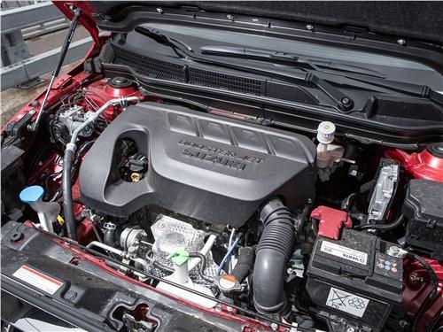Suzuki SX4 2016 двигатель
