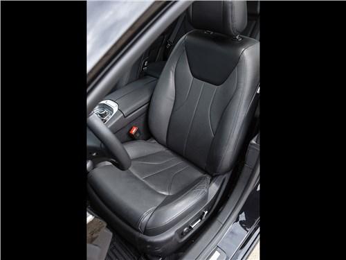 Geely Emgrand GT 2017 водительское кресло