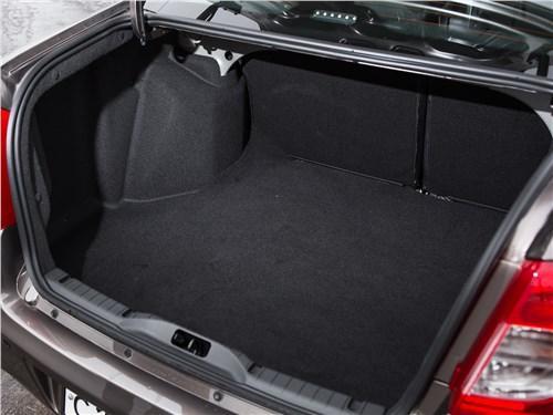 Datsun on-DO 2017 багажное отделение