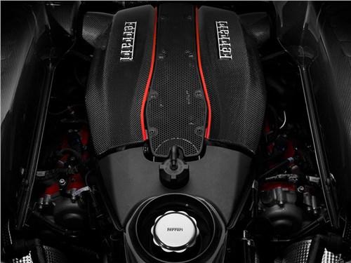 Предпросмотр ferrari 488 pista 2019 двигатель