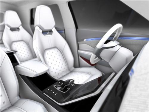 Предпросмотр ssangyong e-siv ev concept 2018 передние кресла