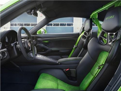 Предпросмотр porsche 911 gt3 rs 2019 передние кресла