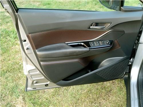 Toyota C-HR 2016 дверь