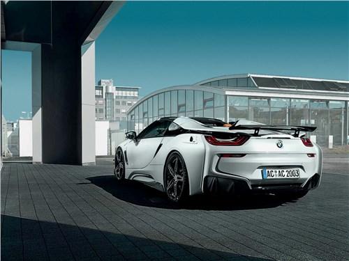 AC Schnitzer | BMW i8 Roadster вид сзади