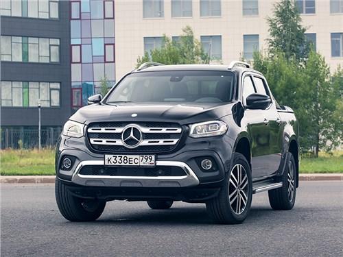 Mercedes отзовет пикапы X-Class, ибо крыша давит