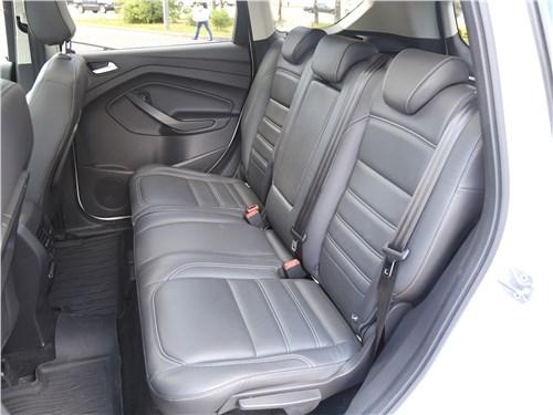 Ford Kuga 2017 задний диван