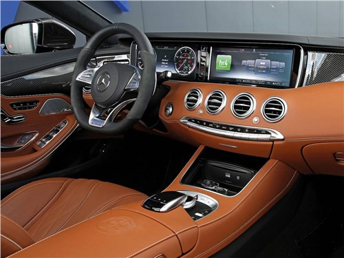 Posaidon   Mercedes-AMG S 63 Cabrio салон